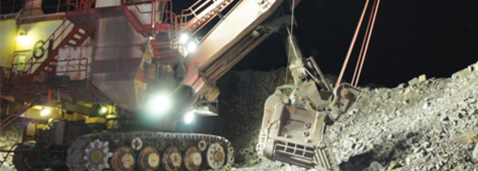 tame costs with led lighting mining magazine