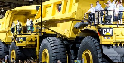 Live coverage of MINExpo 2016