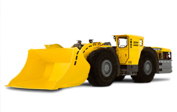 Atlas Copco launches 18t underground loader
