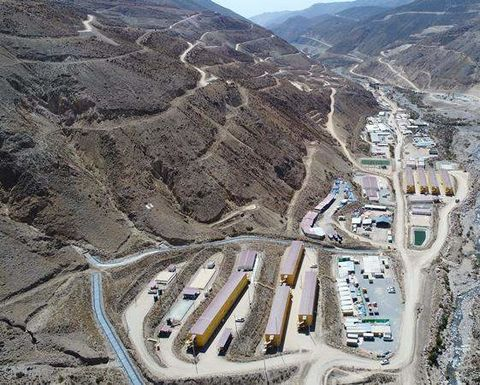 COVID-19 lockdown affects miners in Peru