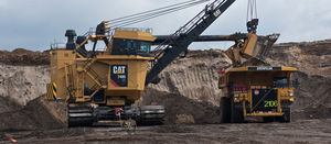 New control system for Cat 7495 Series