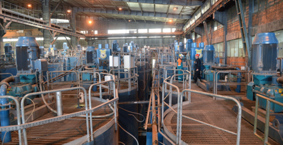 RTB Bor improves recovery by 3% at the Veliki Krivelj concentrator plant