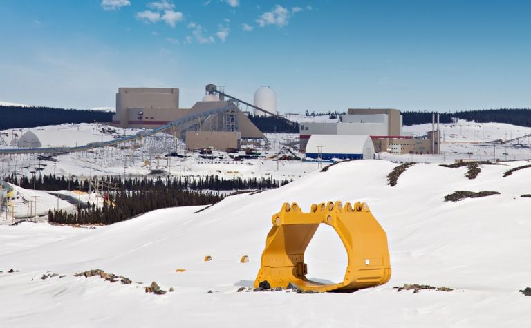Quebec Iron Ore signs Metso agreement
