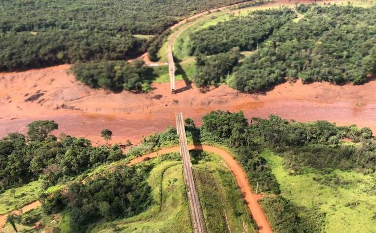 Path to tailings dam standard laid out