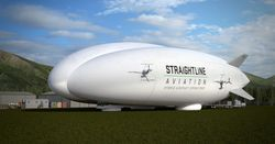 Straightline to bring hybrid airships to Quest mine site