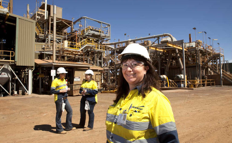 Improving mining's approach to gender parity goals