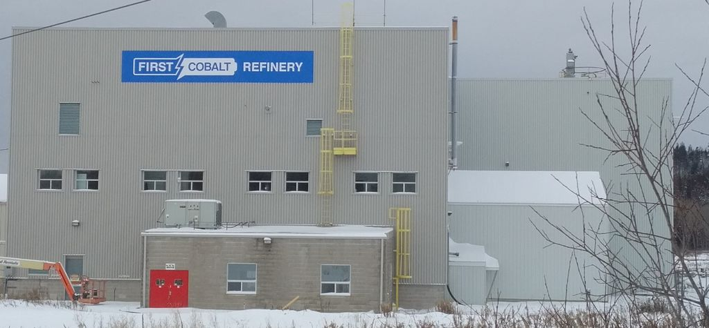 First Cobalt hands out key contracts for refinery restart, expansion