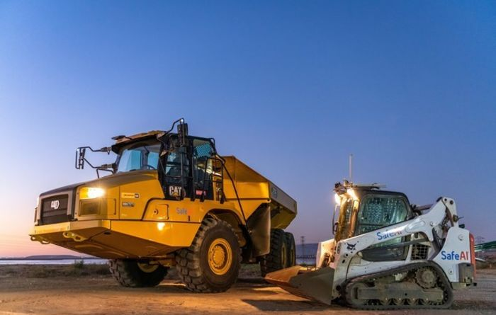 Goodyear, SafeAI in heavy equipment partnership