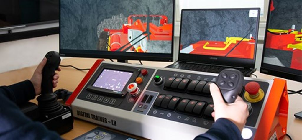 Sandvik launches newest simulator for LHDs