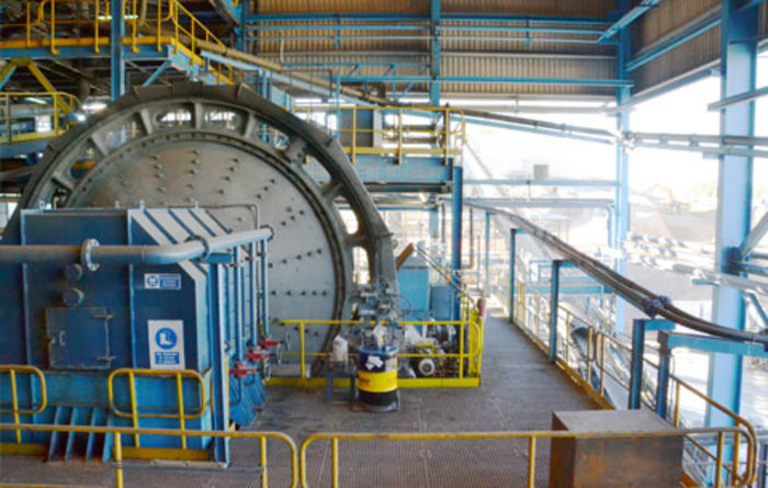 Metso supplying to Aguas Teidas