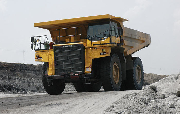 L&T wins Komatsu supply deal for Tata