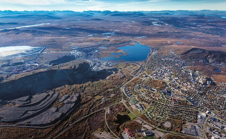 LKAB closes Kiruna after earthquake